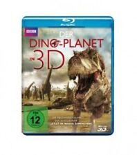 DER DINO-PLANET IN 3D  3D BLU-RAY DOKUMENTATION/SPIELFILM  NEU