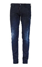 "DSquared 2 Jeans Homme RASOIR COUPE SLIM S74LB0018 Taille (54) taille 38"" 100% Authentique"