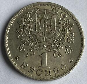 Portugal 1 Escudo 1928 (KM#578)