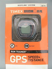 Timex Full-Size Ironman Run Trainer GPS Watch T5K549