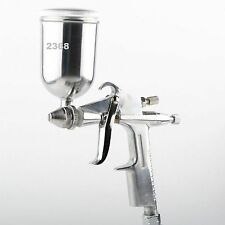 Mini K-3 HVLP Gravity Feed Paint Spray Gun Airbrush
