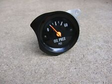 71 72 73 74 75 GM GMC CHEVY C K TRUCK SUBURBAN DASH INSTRUMENT PANEL OIL GAUGE