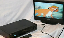 New ListingSony Slv-779Hf Hi-Fi Stereo 4 Head Vhs Vcr Recorder with remote - Works Well