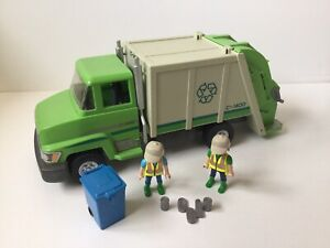 Playmobil 5938 - Garbage Rubbish Recycling Truck