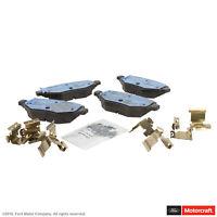 Disc Brake Pad Set-Pads - Standard Premium Rear MOTORCRAFT BRF-1531