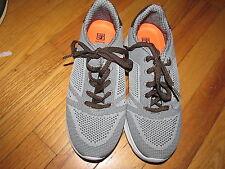Unisex Globe Avante Air O Lyte Gray Skater Shoe Size 5 NWOB