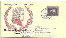 République Fédérale Allemande - Y & T n° 105 sur enveloppe premier jour