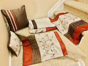 Madison Park Serene Queen Size 6-pc Duvet Cover w 2 Pillows, 2 Cases, Bed Skirt