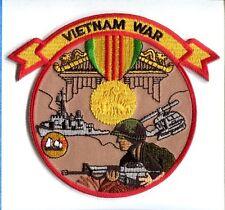 VIETNAM WAR VETERAN COMMEMORATIVE US NAVY ARMY USAF USMC Squadron Jacket Patch