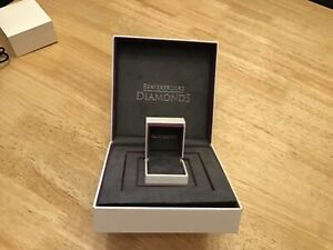 BEAVERBROOKS DIAMONDS EMPTY GIFT BOX FOR RING
