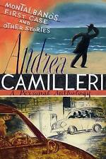 New, Montalbano's First Case and Other Stories, Camilleri, Andrea, Book
