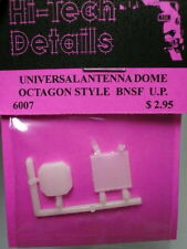 Hi-Tech details 6007 Universal Octagon Antenna for BNSF/UP GE Locomotives