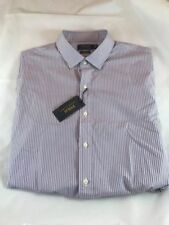 Machine Washable Long Formal Shirts 44 in. Chest for Men