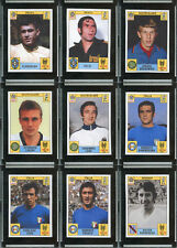 Panini FIFA World Cup 1970 Mexico 70 Complete Unpublished Update Set NEW REPRINT
