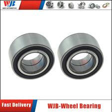 WJB Wheel Hub Bearing Front Driver/Passenger Pair 2PCS For 2005 HONDA CR-V