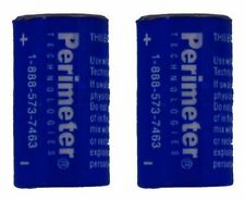 2 Pack of Perimeter Technologies Receiver Collar Batteries - PTPRB-003