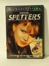 Spetters (DVD, 2002) Paul Verhoeven Rutger Hauer AUTHENTIC REGION 1