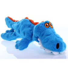 GO DOG - Gators Blue/Orange Small Dog Toy - 1 Toy