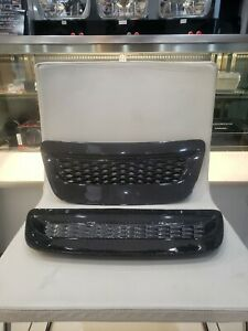 *MINT* NEW Hand-Made, Real Carbon Fiber Hood Scoop For Lexus RC-F RARE