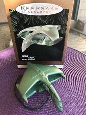 Hallmark Keepsake Ornament Star Trek The Next Generation Romulan Warbird