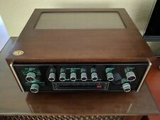 McIntosh C30 Preamplifier w/Equalizer + Wood Case + Pan-Loc+ Manual+ Factory Box