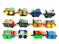 Lot of 12 Thomas The Train Minis Trains