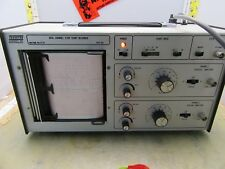 thornton type 464 dual channel strip chart recorder [4*U-19]