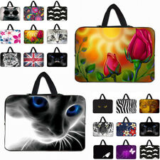 "10""-17"" Laptop Neoprene Sleeve Case Carry Bag Fr MacBook Pro Retina Dell HP Acer"
