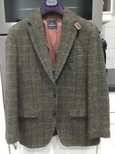 Harris Tweed Jacket Tailored By Mario Barutti