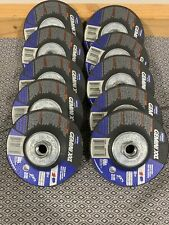 """Northern Depressed Center Wheels 4.5""""x1/4"""" 13580 Rpm Model 66252843785 Lot of 10"""