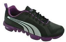 Zapatillas deportivas de mujer PUMA color principal negro sintético