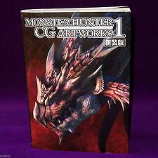 Monster Hunter CG artworks 1 jeu artbook NEW