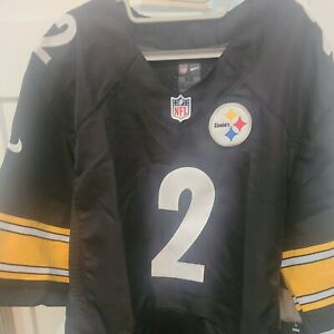 Reebok On Field Vick Steelers Jersey #2 Size Sz XL 52