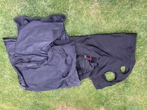 Shires Lycra Body Suit And Neck Cover