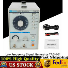 Sinesquare Waves 10hz 1mhz Audiolow Frequency Signal Generatorpower Cord Usa