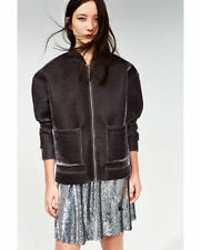 Zara Bomber Coats & Jackets for Women