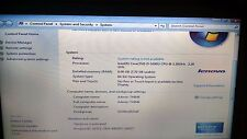 Lenovo ThinkPad T450s 20BX- Ultrabook - i5-5200U 8GB Mem 500GB Win7 Pro