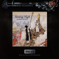 AIMING HIGH - GERALDINE,THE WITCH  CD 11 Tracks NEU