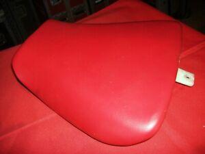 Kawasaki ZX-6 front seat 53001-1770 1995-97 ZX6R ZX600F1 red