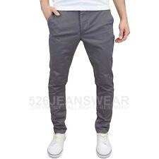 Jack & Jones Men's Chino Trousers Chinos Business Pants Modern Multi Color Mix Dark Grey W30 L32