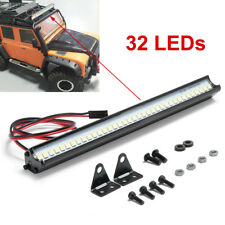 1:10 RC Crawler 32 Leds LED Light Super Bright Roof Bar for SCX10 90046 TRX4 Car