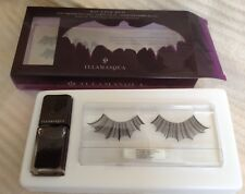 ILLAMASQUA BAT LASH DUO SWARM NAIL VARNISH FALSE EYE LASHES & GLUE