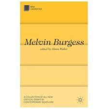 Melvin Burgess (new Casebooks)