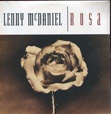 """Lenny McDANIEL """"Rosa"""" (CD Single) 1994 -NEUF / NEW-"""