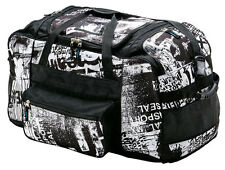 ONEAL MX GEAR BAG ONEAL TOXIC MX3 BAG MOTORCROSS BAG OVERNIGHT BAG FUNKY GRAPHIC