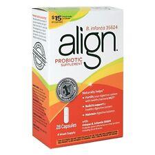 Align Daily Probiotic Supplements - 28 ea