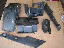 1986 Yamaha XVZ 13 XVZ1300 XVZ 1300 Venture Misc Plastic Parts Lot