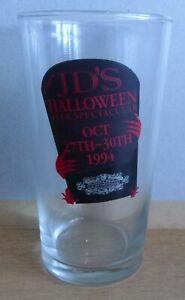 Vintage Wetherspoons 1994 Halloween Beer Spectacular Pint Glass