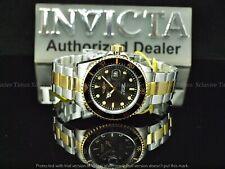 Invicta Men 43mm Submariner Deep Pro Diver Shark Gray DL 2Tone SS Watch 200M