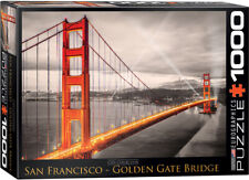 Eurographics Puzzles San Francisco Golden Gate Bridge 6000-0663 1000 Pieces New
